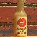Jump Up & Kiss Me Hot Sauce With Passion Close Up