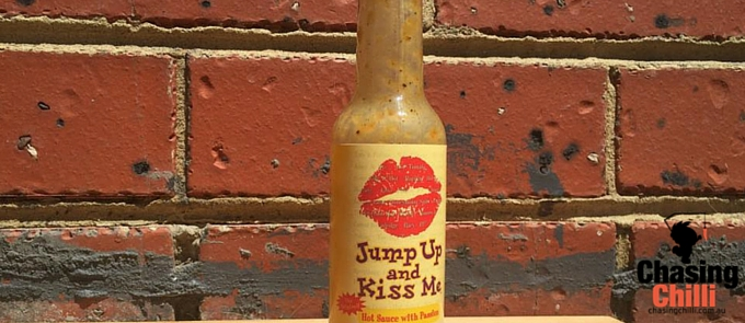 Jump Up and Kiss Me Hot Sauce Review
