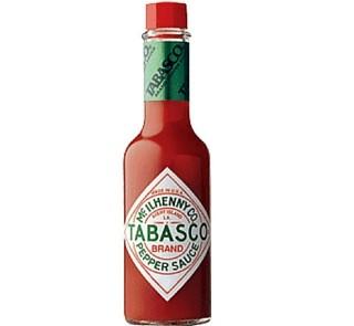 McIlhenny Company Tobasco Hot Sauce