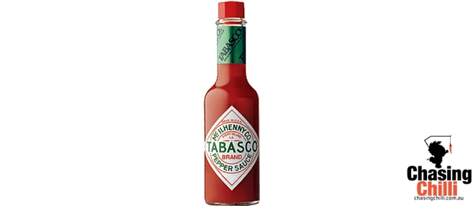 McIlhenny Company Tobasco Hot Sauce