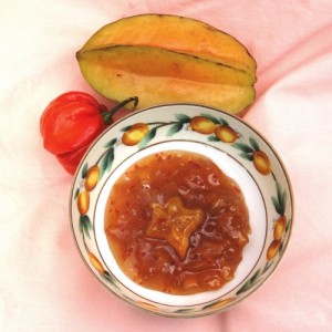Starfruit Pepper Jam